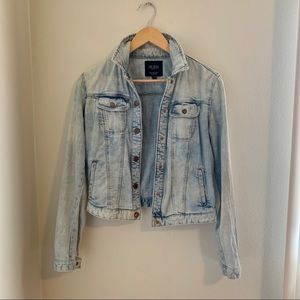 Zara trafaluc Jean jacket